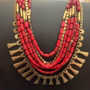 Stella & Dot Bliss statement necklace